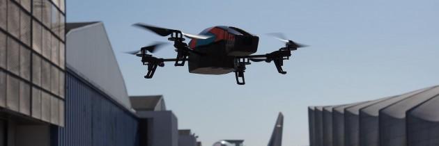 Parrot AR Drone 2.0 Review