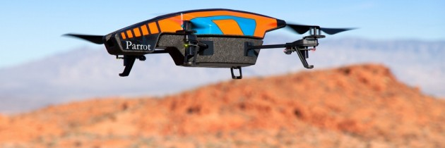 7 Things You May Not Know About the Parrot AR Drone 2.0