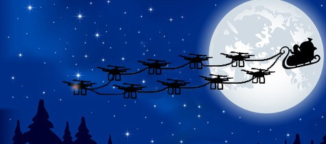 Why Drones Make the Perfect Christmas Gift