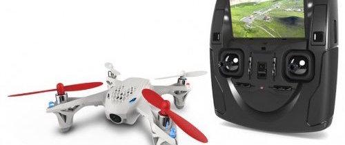The Hubsan X4 107D: Best Beginner Drone for the Phantom