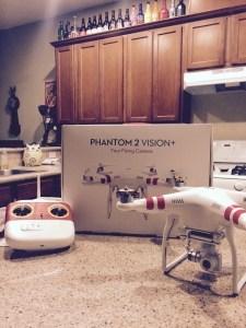 DJI Phantom 2 Vision+ Review