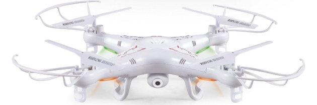 Syma X5C RC Explorers Quadcopter Review
