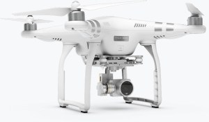 DJI Phantom 3 Line Comparison
