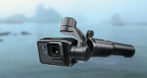 go pro karma drone review - stabilizer_camera