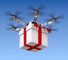 drone this holiday season