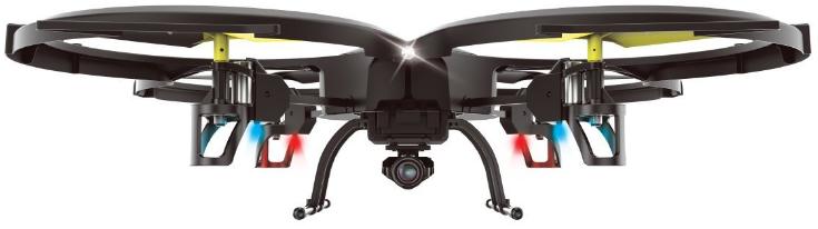"""UDI-U818A """"FPV VR"""" Drone Review"""