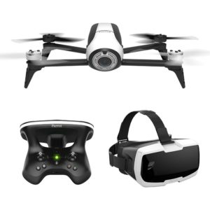 Parrot Bebop 2 FPV with VR Goggles