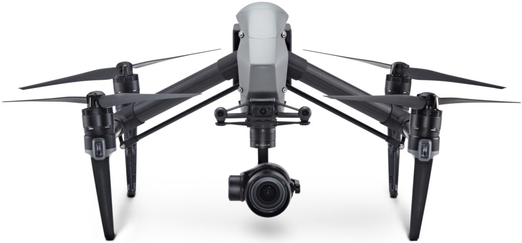 DJI Inspire 2 Quadcopter Review