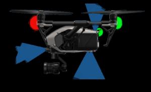 DJI Inspire 2 Sensors